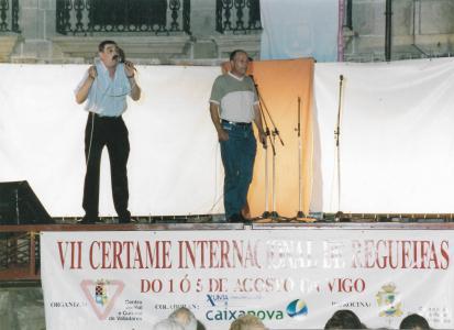 Suso e Antonio de Xornes