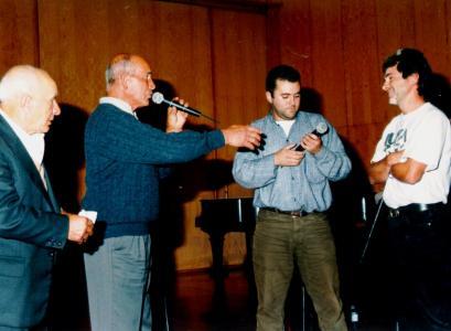 Calviño, Costa, Pinto e Caruncho