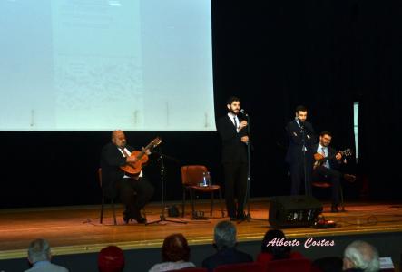 Tocadores e cantadores do Improviso dos Açores