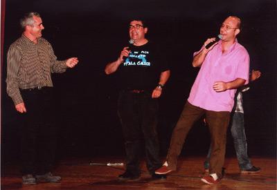 Pinto, Benito e Wilson