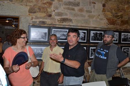Luís, Benito e Pinto
